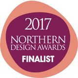 2017 Northern Design Awards Finalist