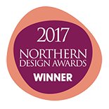 2017 Northern Design Awards Winner